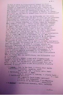 Mise en place des ELCO : La scolarisation des enfants immigrés de la région angevine, sous la direction de Brouard, ADATI-IPSA, 1979.